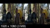 Мстители: Финал 3D / Avengers: Endgame 3D Горизонтальная анаморфная стереопара