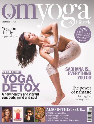 Om Yoga Magazine  January (2018)