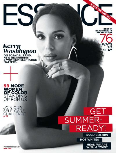 Essence USA   May (2018)