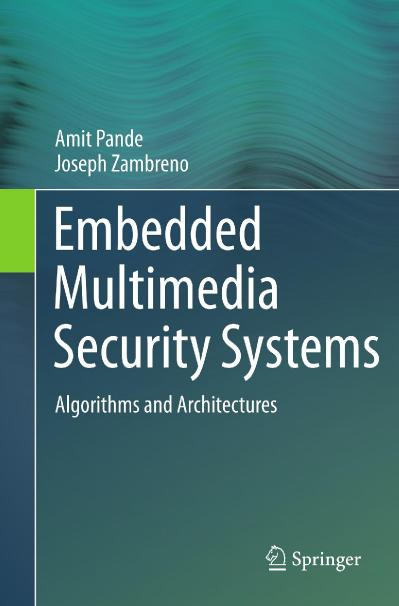Embedded Mulimedia Security Systems