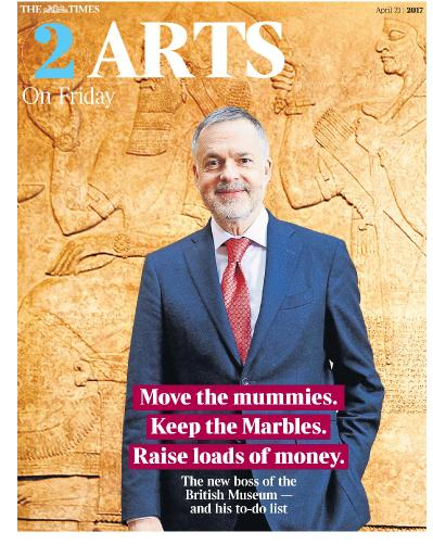 The Times  Times 2  21 April (2017)