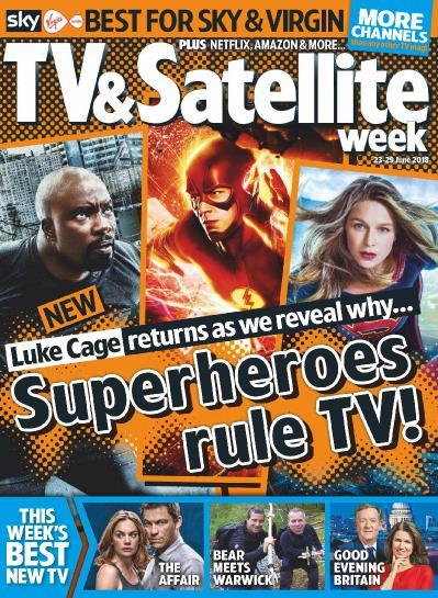 TV & & Satellite Week   23 June (2018)