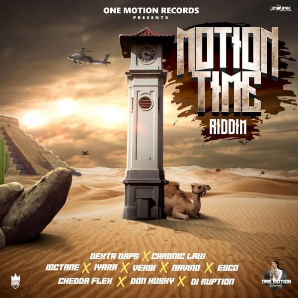 VA Motion Time Riddim  (2019)