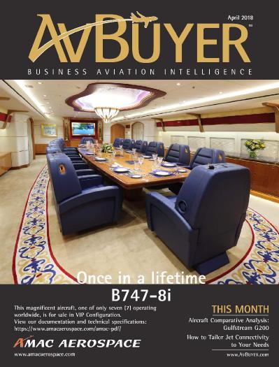 AvBuyer Magazine   April (2018)