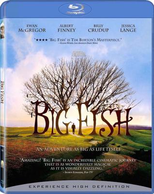 Крупная рыба / Big Fish (2003) BDRemux 1080p