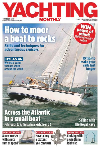 Yachting Monthly  October (2017)
