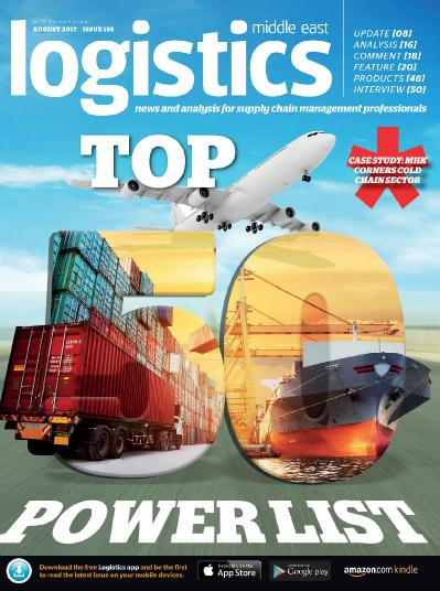 Logistics Middle East  August (2017)