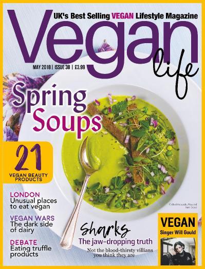 Vegan Life  April (2018)