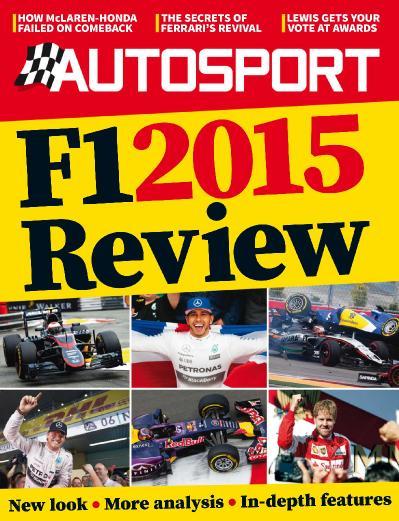Autosport   December 10 (2015)