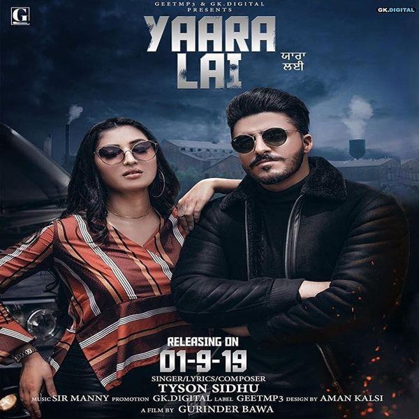 Yaara Lai (Punjabi Song) Tyson Siu