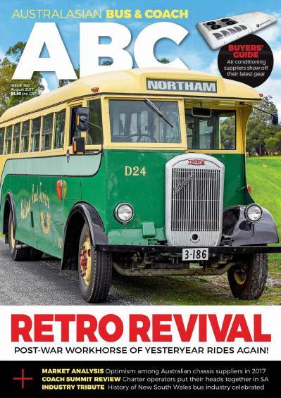 Australasian Bus & & Coach  Issue 360 (2017)
