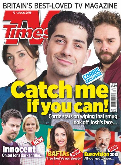 TV Times   12 May (2018)