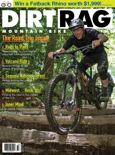Dirt Rag Magazine   October 01 (2018)