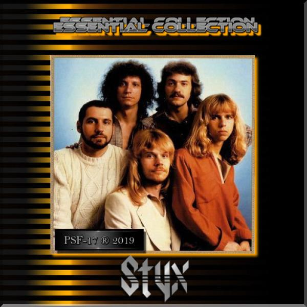 Styx   Essential Collection (2019)