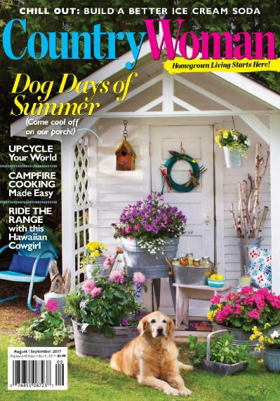 Country Woman  August September (2017)