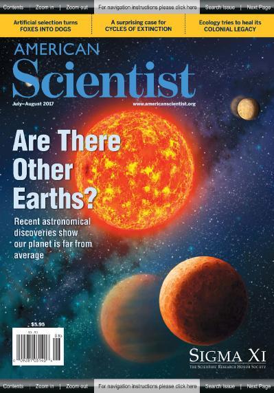 American Scientist  July August (2017)