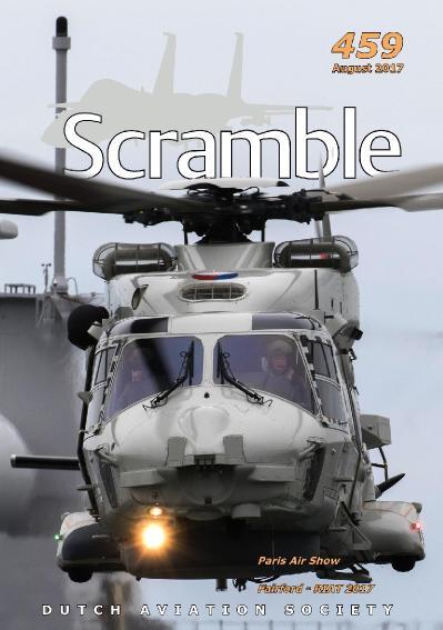 Scramble Magazine  August (2017)