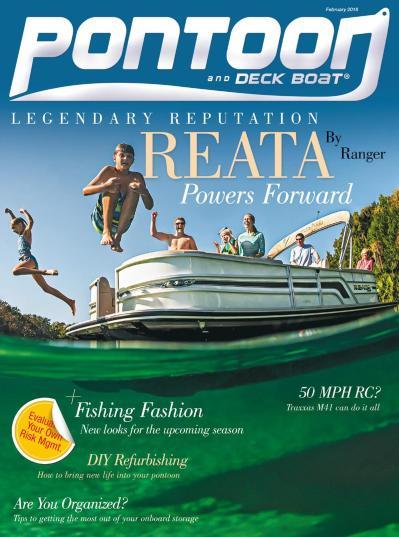 Pontoon & & Deck Boat Magazine  February (2018)