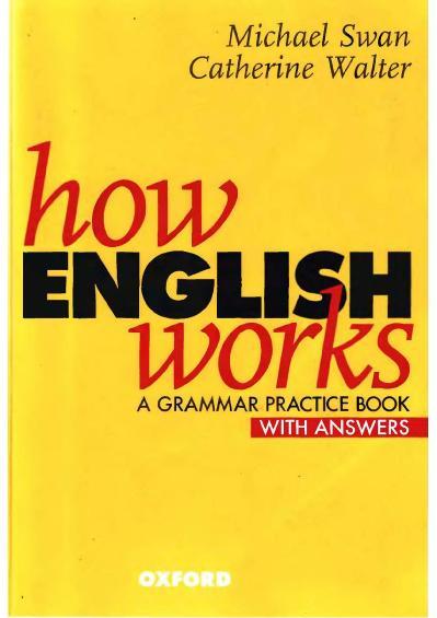 Swan Michael How English Works A Grammar Pract