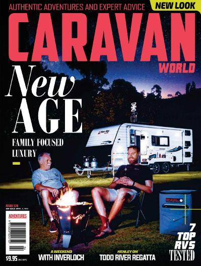 Caravan World   April (2018)