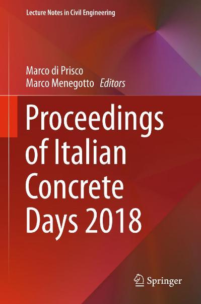 Proceedings of Italian Concrete Days (2018)