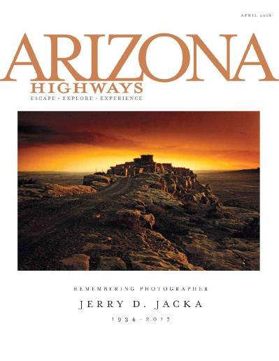 Arizona Highways   April (2018)