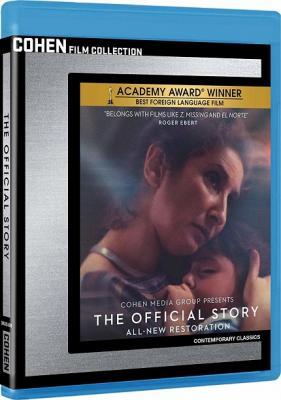 Официальная версия / La historia oficial / The official story (1985) BDRemux 1080р