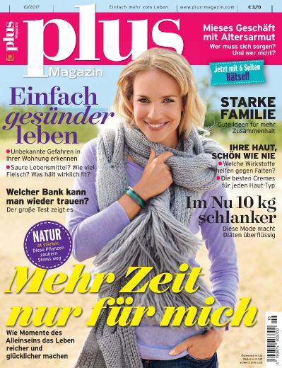 Plus Magazin  Oktober (2017)