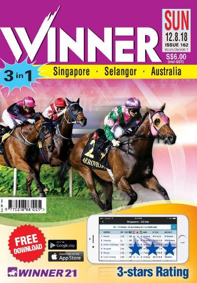 Winner - August 09 (2018)