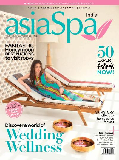 asiaSpa India - July-August (2018)