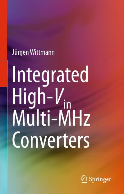 Integrated High-Vin Multi-MHz Converters