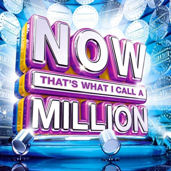 VA   NOW That's What I Call A Million (3 CD) (2017)