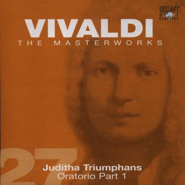 Vivaldi   Juditha Triumphans Oratorio Part 1&2   Savaria Vocal Ensemble Capella Sa...