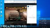 Windows 10 Pro x64 1903 Oxygen10 By Sunehildeep (ENG+RUS+GER/2019)