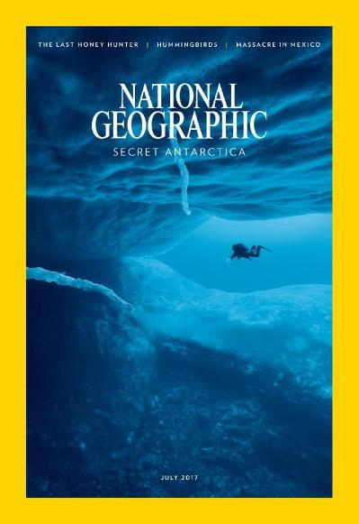 National Geographic USA  July (2017)