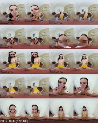 CzechVR: Leanne Lace (Czech VR 303 - Whipped Cream Romance / 07.09.2019) [Oculus   SideBySide] [2700p]