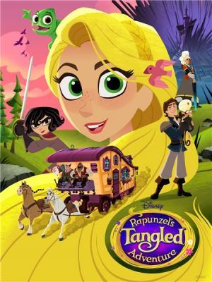 Рапунцель: История продолжается / Rapunzel's Tangled Adventures [Сезон: 2] (2019) WEBRip 720p