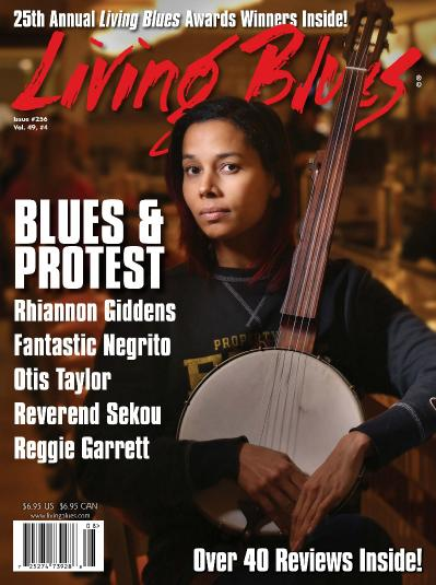 Living Blues  August (2018)