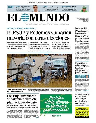 El Mundo - 02 09 (2019)