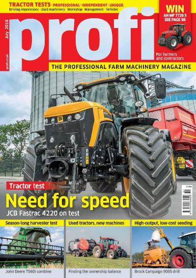Profi International  July (2018)