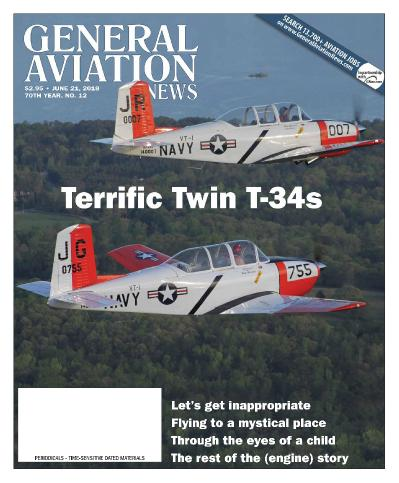 General Aviation News - 21 June (2018)