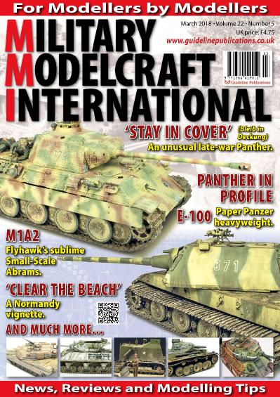 Military Modelcraft International - March (2018)