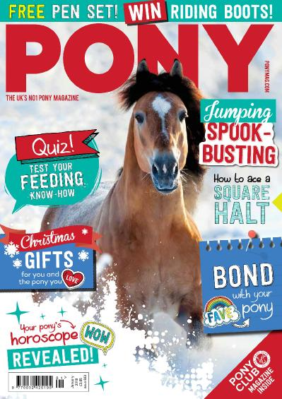 Pony Magazine  January (2018)