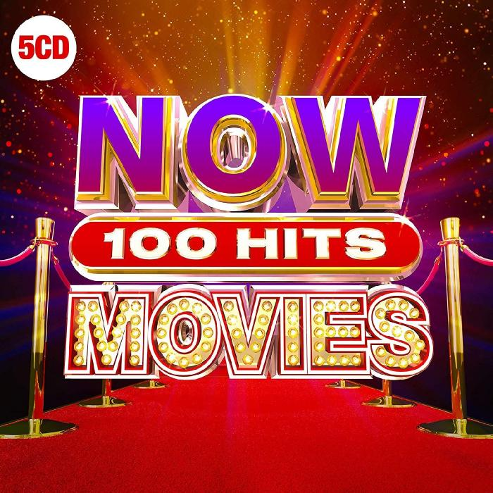 VA   NOW 100 HITS MOVIES (5CD) (2019)