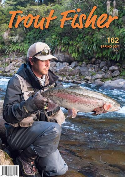 NZ Trout Fisher  Spring (2017)