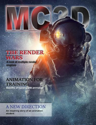 MavCore 3D Animation  Issue 4 (2017)