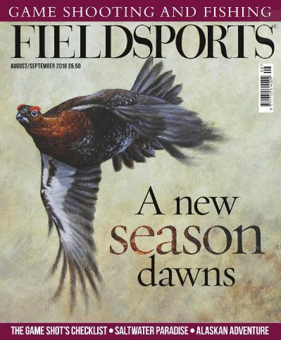 Fieldsports  August (2018)