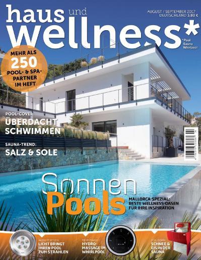 Haus und Wellness  August-September (2017)