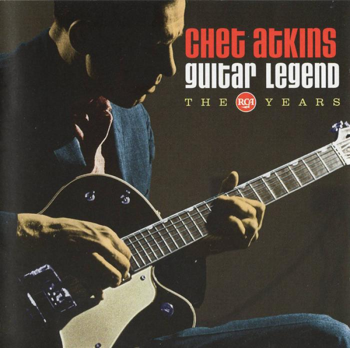 Chet Atkins   Guitar Legend   The RCA Years   with Support Groups   50 Hits   (2000)