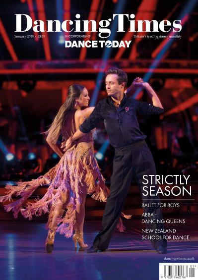 Dancing Times  January (2018)